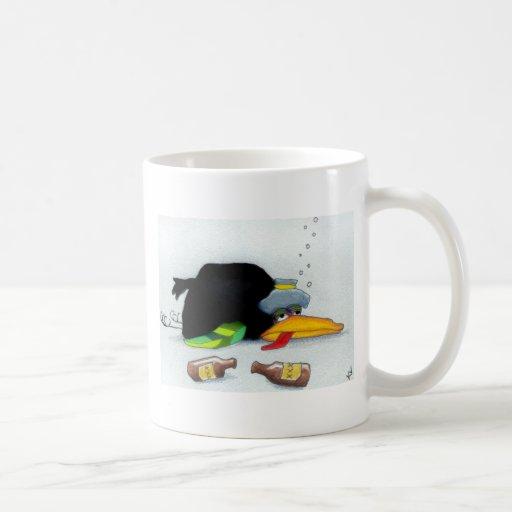 Hangover denial mug