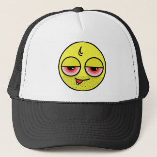 Hangover Face Trucker Hat