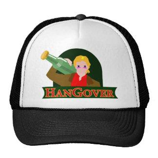 hangover mesh hat