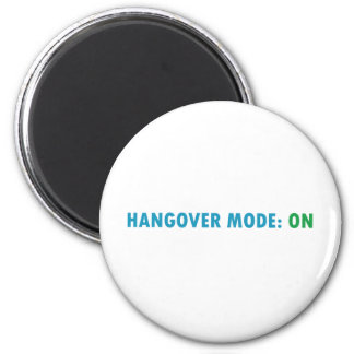 Hangover mode magnet