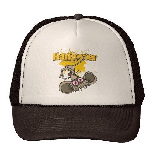 Hangover Mouse Cap Mesh Hat