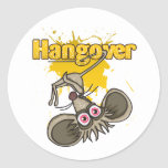 Hangover Mouse Sticker