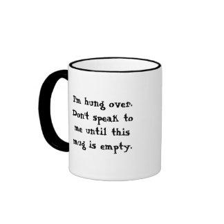 Hangover Ringer Coffee Mug