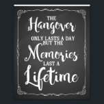 "hangover party sign, chalkboard, wedding sign<br><div class=""desc"">hangover party sign,  chalkboard,  wedding sign wedding sign</div>"