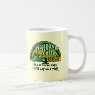 Hangover Valley USA Coffee Mug