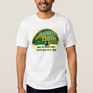 Hangover Valley USA Shirt