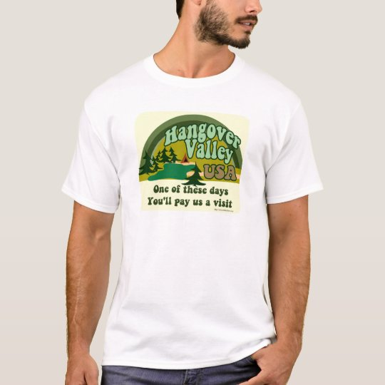 Hangover Valley USA T-Shirt