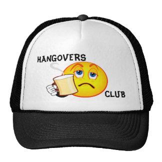 Hangovers Club Funny Ball Cap Trucker Hat