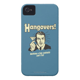 Hangovers: Nothing Cocktail Can't Fix iPhone 4 Case