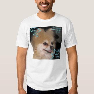 hangry dog shirt