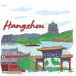 Hangzhou Esculturas Fotográficas