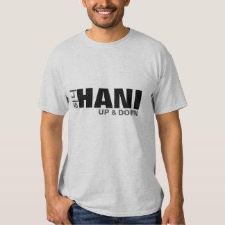 Hani Up & Down T shirt (light)