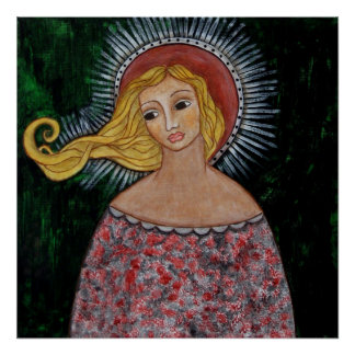 Haniel - ángel - poster