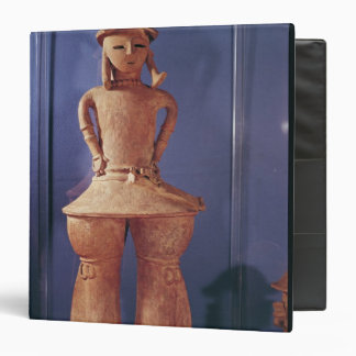 Haniwa figure, 250-550 binder