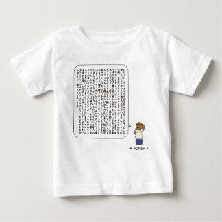 < haniwa which talks the T shirt > Haniwa talking