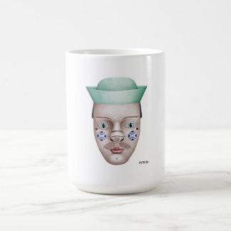Hank  2 mugs