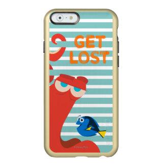 Hank & Dory   Get Lost Incipio Feather Shine iPhone 6 Case