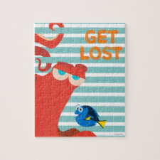 Hank & Dory   Get Lost Jigsaw Puzzle