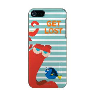 Hank & Dory   Get Lost Metallic iPhone SE/5/5s Case
