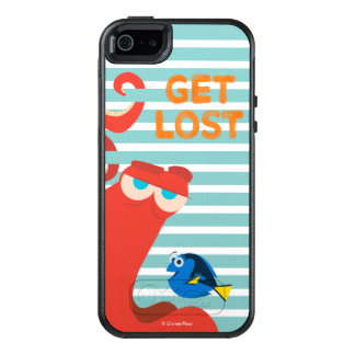 Hank & Dory   Get Lost OtterBox iPhone 5/5s/SE Case