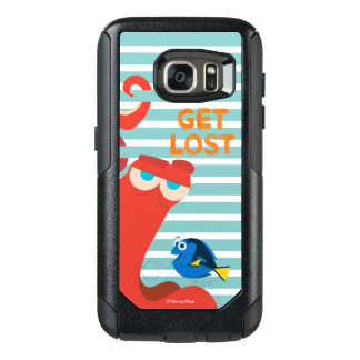 Hank & Dory | Get Lost OtterBox Samsung Galaxy S7 Case