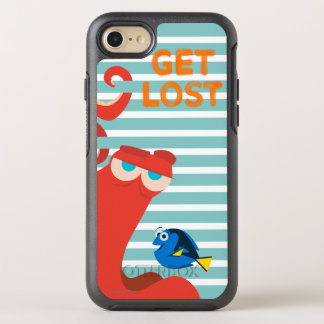 Hank & Dory   Get Lost OtterBox Symmetry iPhone 8/7 Case