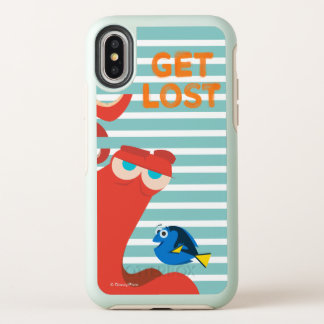 Hank & Dory | Get Lost OtterBox Symmetry iPhone X Case