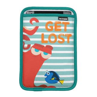 Hank & Dory | Get Lost Sleeve For iPad Mini