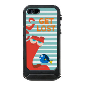 Hank & Dory   Get Lost Waterproof Case For iPhone SE/5/5s