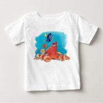 Hank, Dory & Nemo Baby T-Shirt