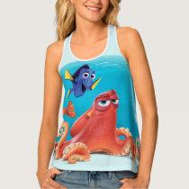Hank, Dory & Nemo Tank Top