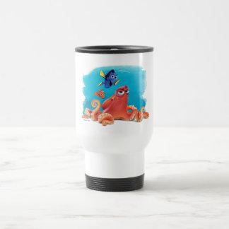 Hank, Dory & Nemo Travel Mug