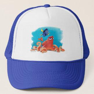 Hank, Dory & Nemo Trucker Hat