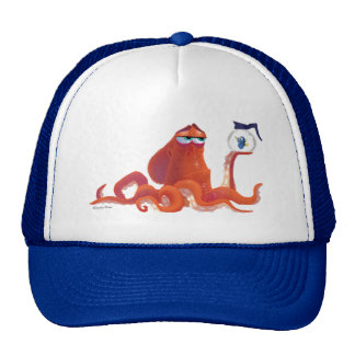 Hank & Dory Trucker Hat