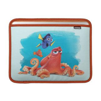 Hank, Dory y Nemo Funda Macbook Air