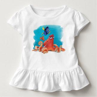 Hank, Dory y Nemo Playera De Bebé