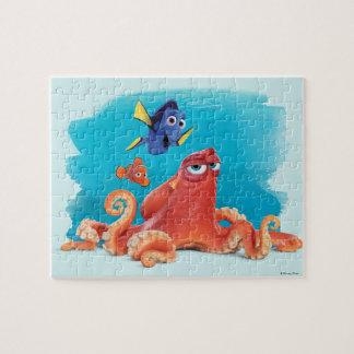 Hank, Dory y Nemo Puzzle