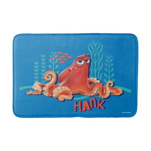 Hank Fun Under The Sea Bath Mat Zazzle