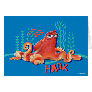 Hank | Fun Under the Sea Card