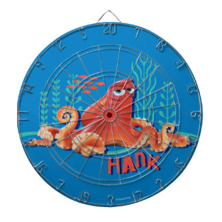 Hank | Fun Under the Sea Dart Boards