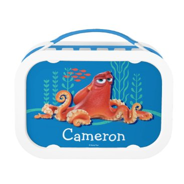 Disney Themed Hank | Fun Under the Sea - Personalized Lunch Box