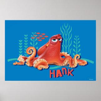 Hank | Fun Under the Sea Poster