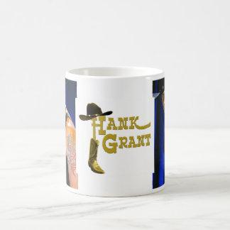 HANK GRANT Coffee Cup 2