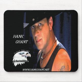 Hank Grant's Mousepad
