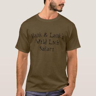 Hank & Lank's Wild Lich Safari T-Shirt