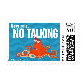 Hank | New Rule...No Talking Postage