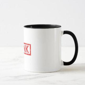Hank Stamp Mug