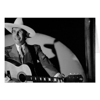 Hank Williams Card