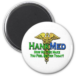 HankMed 2 Inch Round Magnet