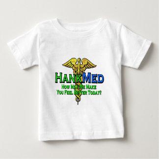 HankMed Playera De Bebé